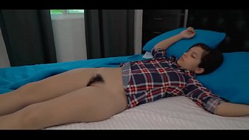sweet teen caught by dad in bed anikka eve min