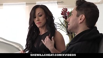 Streaming Video SheWillCheat - Curvy Wife Cheats on Husband With Partner - XLXX.video