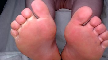 Lick my dirty soles
