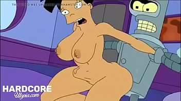 Porn cartoons videos - Sexy futurama porn scene