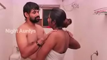 Thai bath house porn flick Hot south indian house wife bathroom romance with husbaroomnd