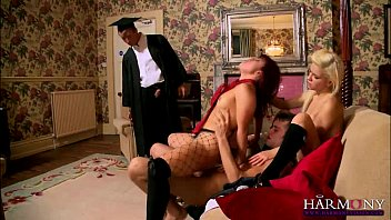HARMONY VISION Punishing Naughty Teen Harlots