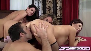 Hardcore fucking with three mature sluts who wantsfucking-from-a-young-stud-hd-1