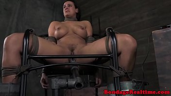 Vintage barbers hone razor - Bdsm penny barber tormented with water