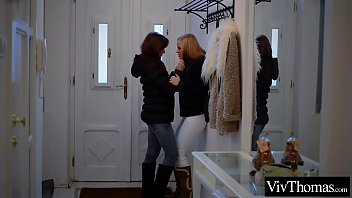 Beautiful Lesbians Reconnect In Hungary For Some Incredible Sex