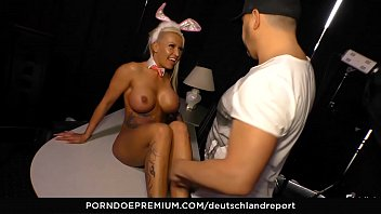 DEUTSCHLAND REPORT - Hardcore Easter sex with alternative blonde German Ginger Costello