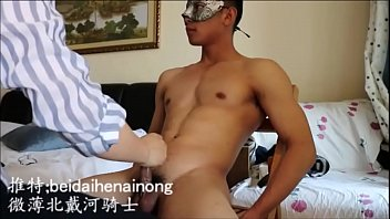 Cumcontrol 103 - The first time cumcontrol of handsome guy