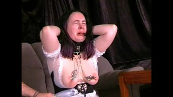 Image: Kinky lazy maids domestic punishment and nipple torments