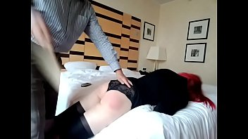 big breasted lesbians making out Redhead girl spanking