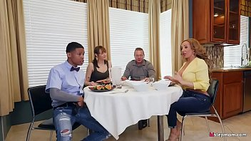Mommy is hungry for a young black cock - richelle ryan