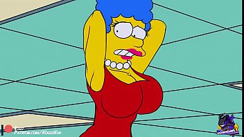 Marge and bart nude Los pechos de marge latino