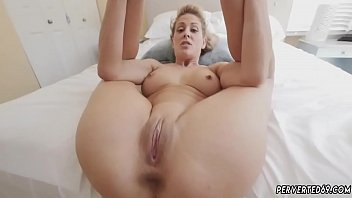 German milf gang amateur Cherie Deville in Impregnated By My