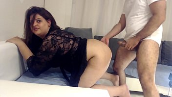 INDIAN DESI AUNTY SUCKING AND FUCKING ANAL WITH HER HUSBAND'S FRIEND ! image