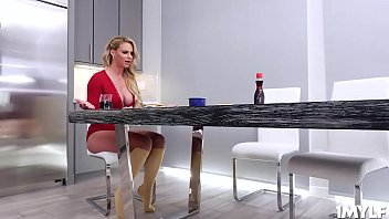 Lucky stud fucking Phoenix Maries tight MILF pussy in every angle
