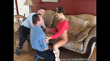 Swinger fuck video - Mrs. spencer is a swinger