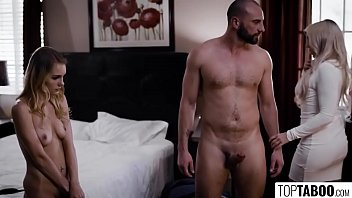 Mommy brings powerful STUD to INSEMINATE her 18yo stepdaugther - Natalie Knight