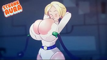 Power Girl Breast Expansion by Stronk Aura threesome