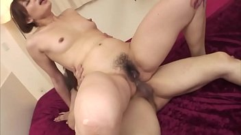Mature Asian Milf Filled With Two Cocks In A Threeway