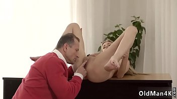 Caught masturbating and helped Stranger in a meaty palace knows how