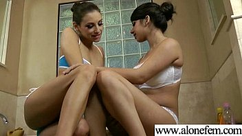 Toys And Dildos For Pleasure Herself In Front Of Camera clip-35