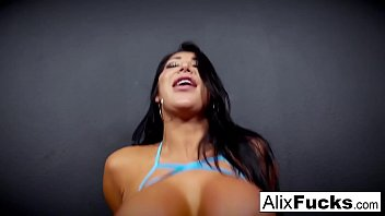 Alix's pussy and August's ass get dicked up!