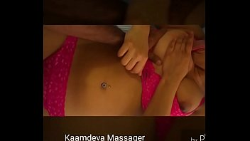 Kaamdeva doing massage
