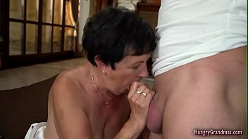 Fresh cock for aging pussy