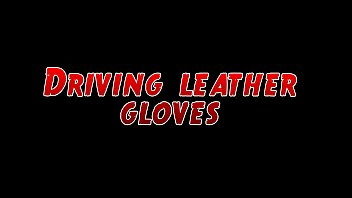 Crime Fetish Fantasies - Driving Leather Gloves