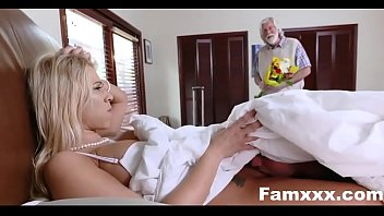 Hot Step Mom Fucks Son Under The Cover