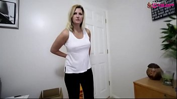 Mommy Gets Blackmailed by Son