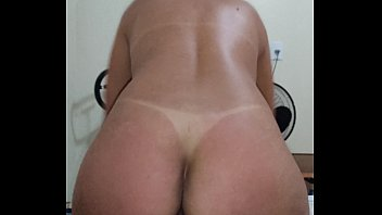 mackerel wife riding with in the ass