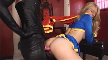 The Violation of Super Girl - Alli Rae, Kendra James video