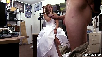 Spank the bride - A brides revenge - xxx pawn