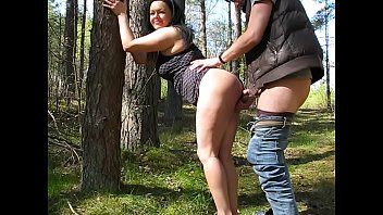 Photograph fuck ass and big tits Fortnite-girl in forest