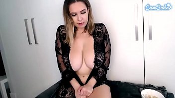 Camsoda - Ruby May Big Tits in Lingerie