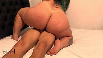 Horny milf likes young cock