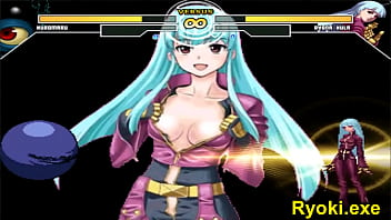 Kuromaru Vs Kula Diamond The Queen of Fighters Thumb