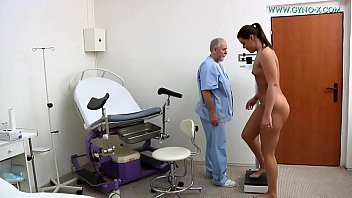Anal medical Vanny uli went to her gynecologist