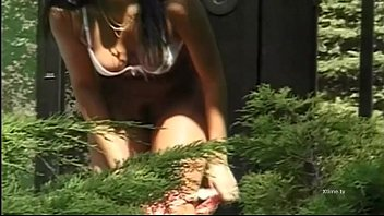 Extreme and wildly anal sex in the jungle