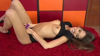 Silvie Deluxe and her wet orgasm