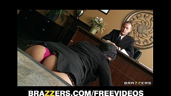 Submissive office assistant Missy Martinez finally fucks her boss Thumb