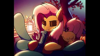 MLP - Clop - Flutterbat Blowjobs Pony by AbstractUnitorn (Extended, Sound Added)