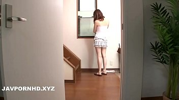 married Japanese sister fucked by her brother behind husband