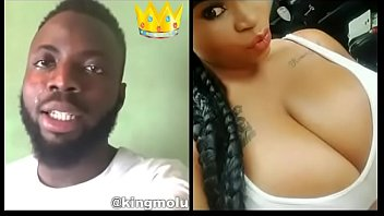 Big lagos girls show there breast in a funny way