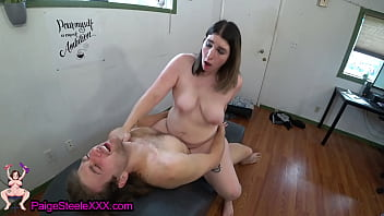 Marriage Counselor Puts A HUGE Creampie Inside Me!