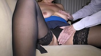 Pandora Groped and Fingered