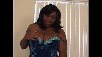 Pornstar kim eternity Gorgeous black beauty kim eternity uses her favourite blue lingerie and her linguistic skills to charm her new friend