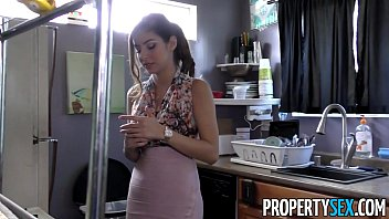 PropertySex - Open house sex with stunning real estate agent