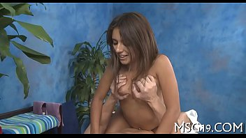 Flawless babe loves to ride 10-pounder
