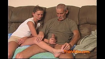 Daddy fucks Daughter while mom'_s at work